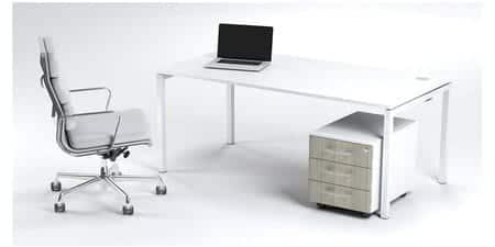 Connect Single  Computer Desk