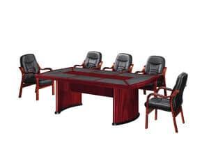 Formal Executive Boardroom Table