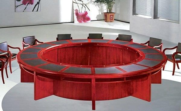 Knight Boardroom Table – Veneer