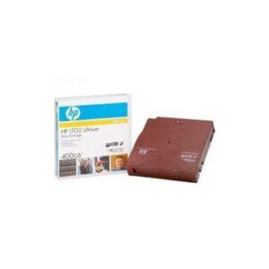 HP ULTRIUM 400GB PRE LABELLED MEDIA