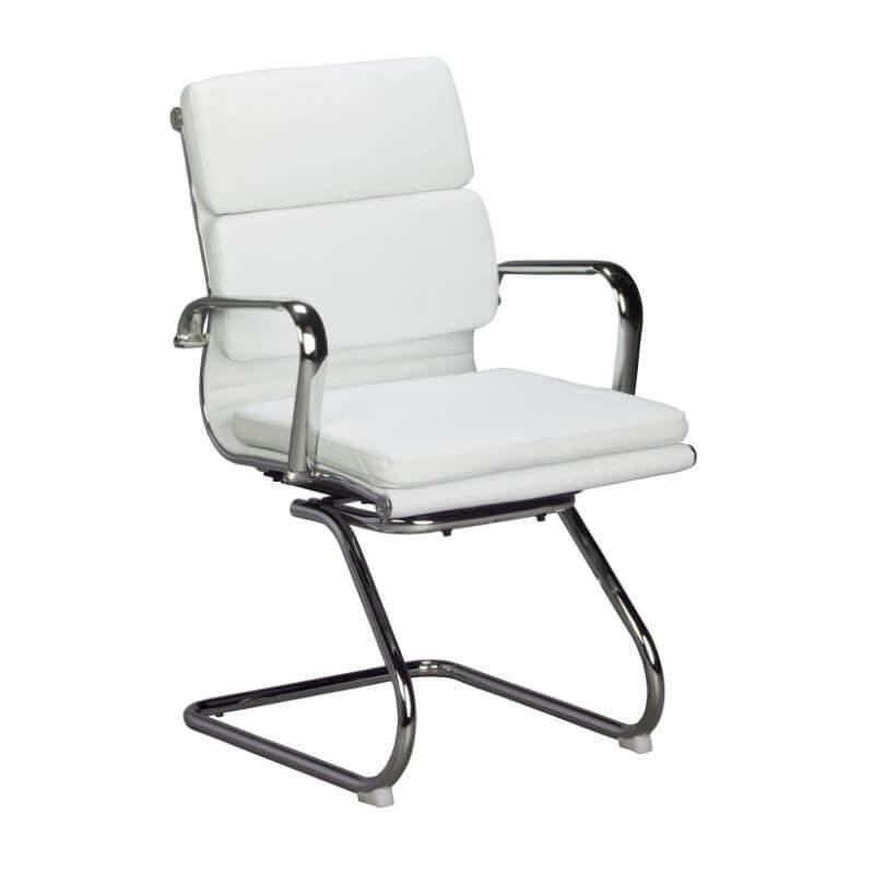 Classic Eames Cushion White Colour