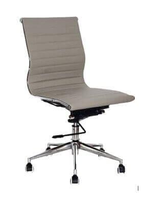 Classic Eames Grey Executive Chair
