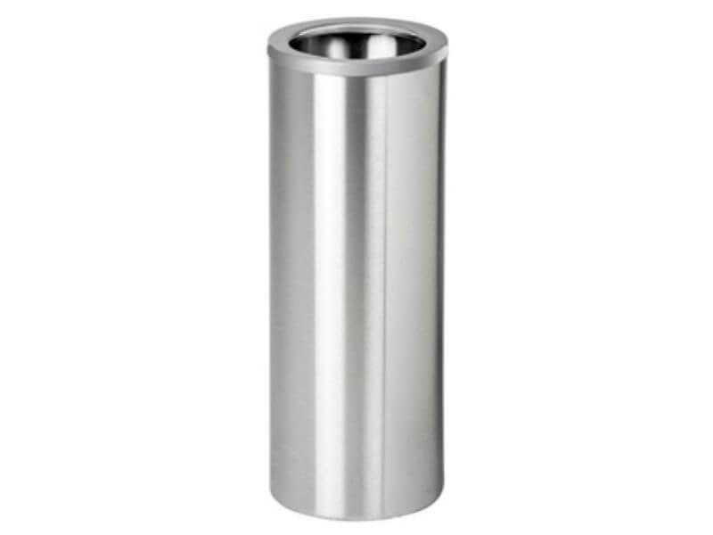 Innovation Black Steel Standing Litter Bin