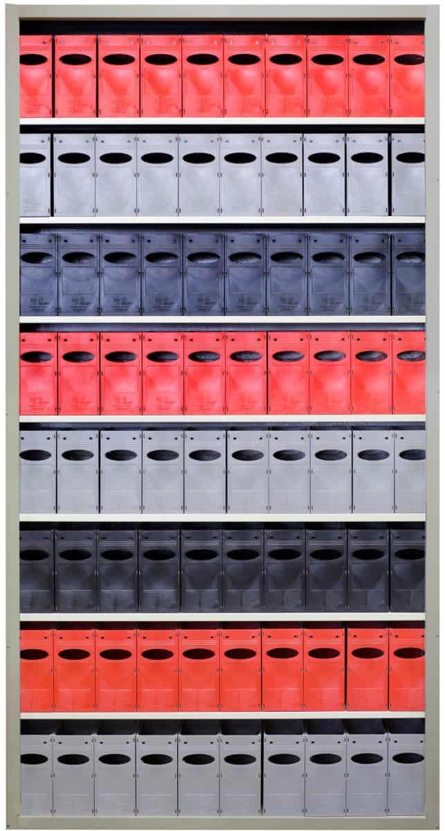 Bulk Filer - Container Set Up