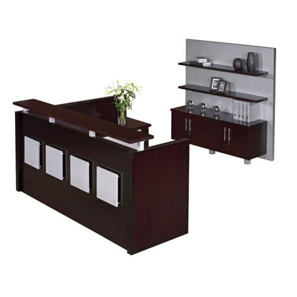 Cubiko Reception Counter