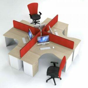 inten workstation red