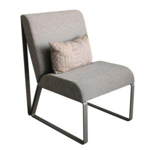 salon chair double coushion