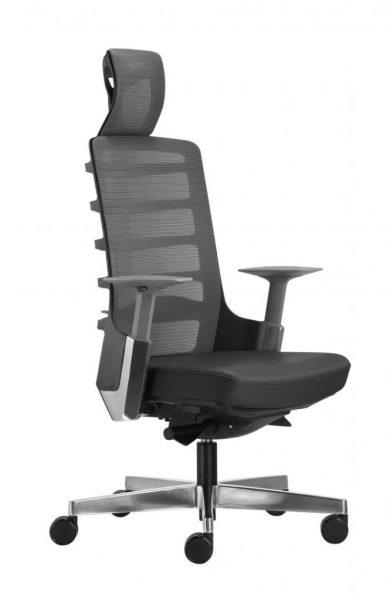 Merryfair Spinelly Ergo Chair front