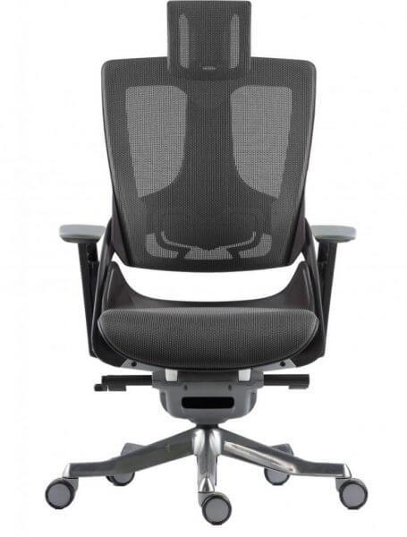 Merryfair Wau Mesh Black Ergo Chair