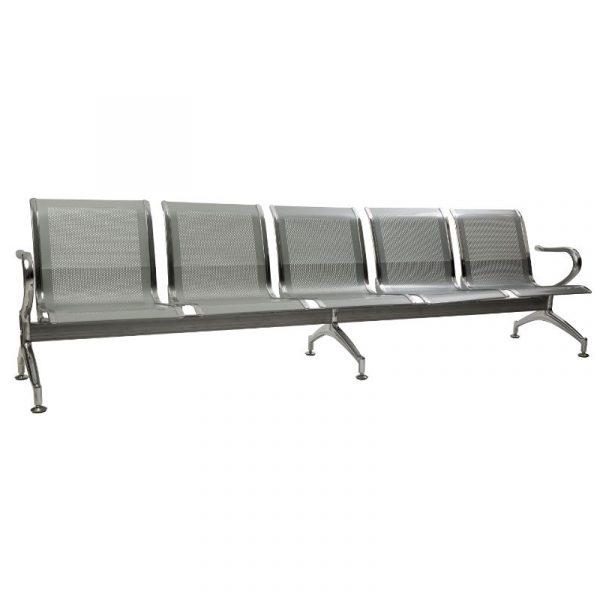 Silverline Steel Bench Heavy Duty Curve