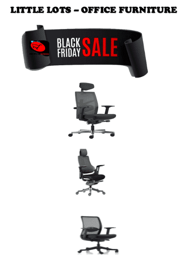 office chairs Black Friday