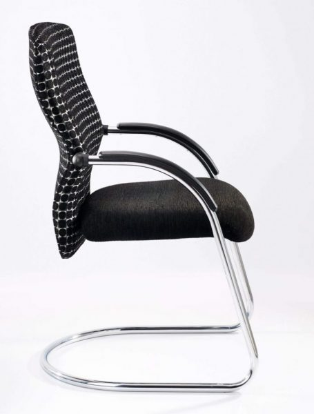 T900 Visitors Sleighbase Chair