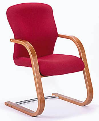 T900 Visitors Sleighbase Chair