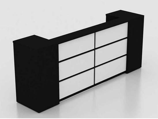 Cube Reception Counter Top – Melamine