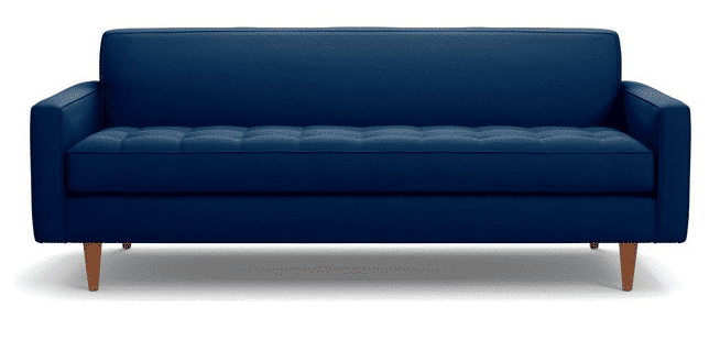 Monroe Sofa, Blueberry