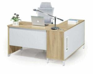 Sahara L Shaped Desk – Home Office Desk