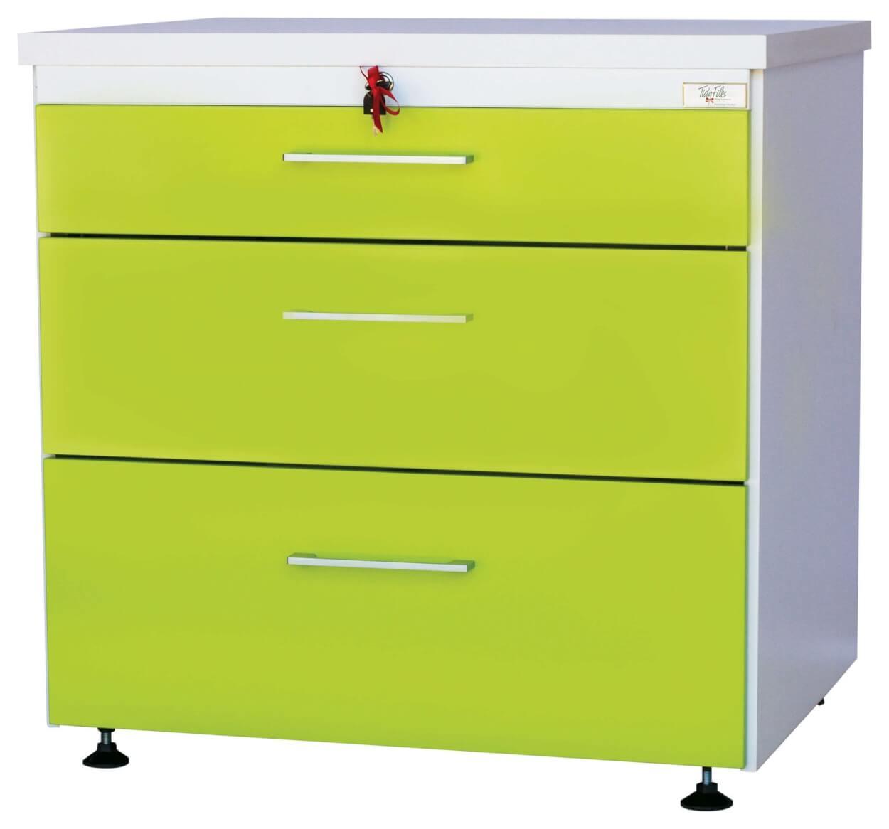 Mini File Cabinet – Melamine