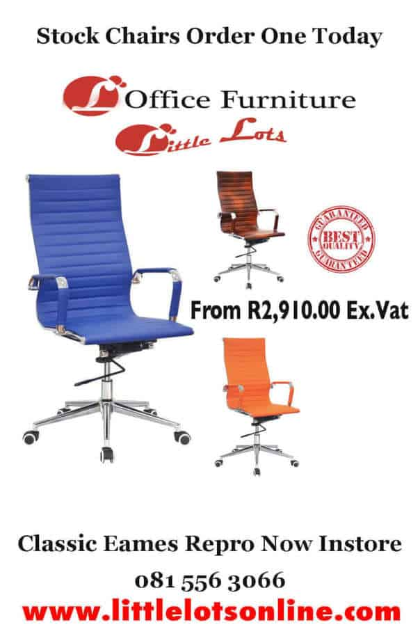 Classic Eames Little Lots South Africa Furniture Supplier