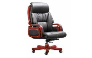 DB012 Genuine Leather Executive Chair