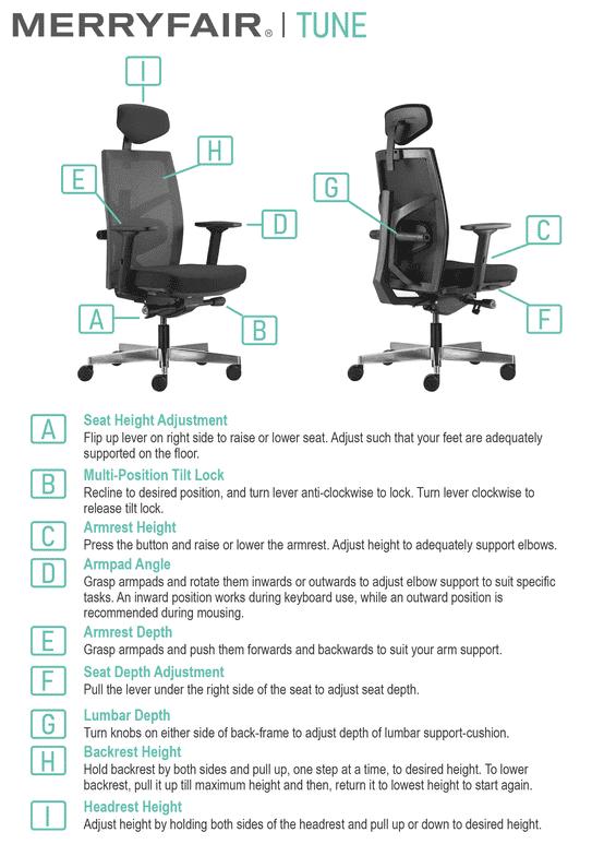 Merryfair_Tune_Chair_User_Manual