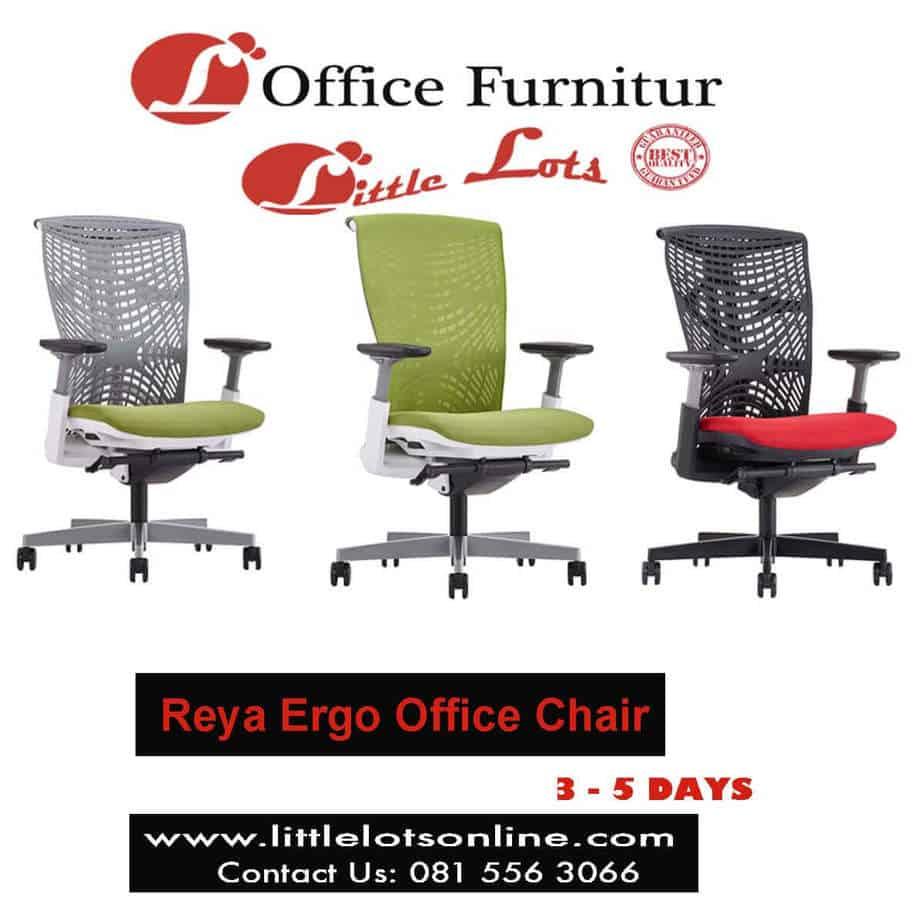Reya Range Ergonomic Chairs - Merryfair Range