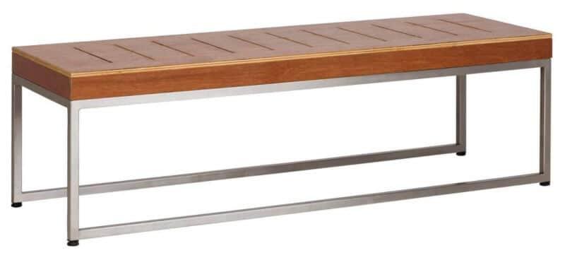 Slimline Bench – Heavy Duty Steel Benches 1.5 M Long