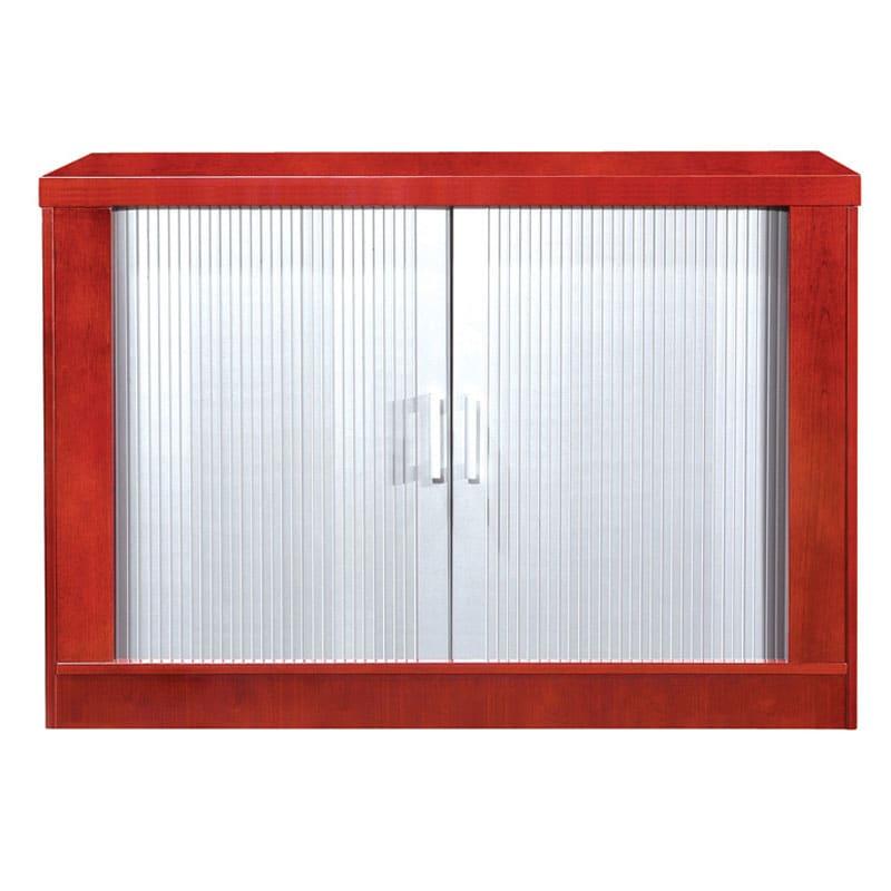 silver roller door credenza 6573.50