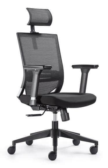 MoveHigh Back mesh chair