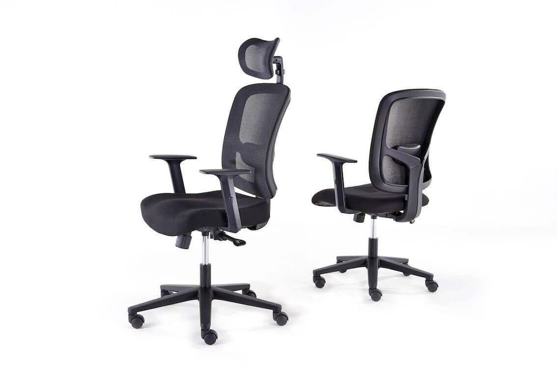 Carbon Ergo Operators Office Chair