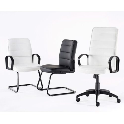 Mode Leather Highback Office Chair