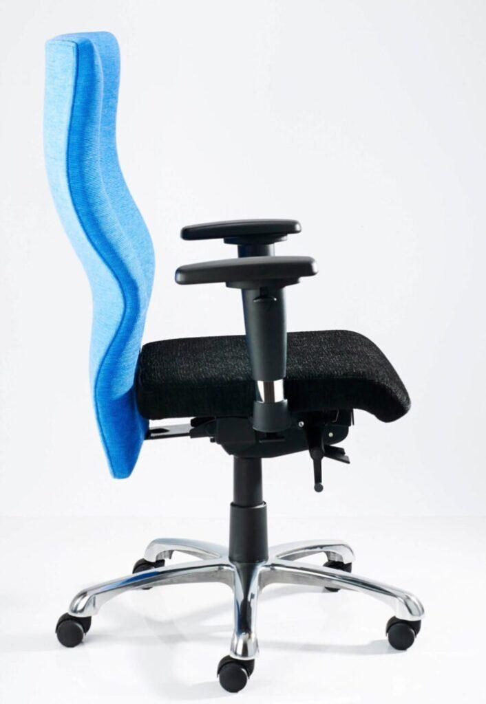 Supermax Heavy Duty Office Chair – High Back