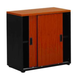 2 Door Sliding Cabinet