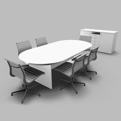 boardroom-oval-white