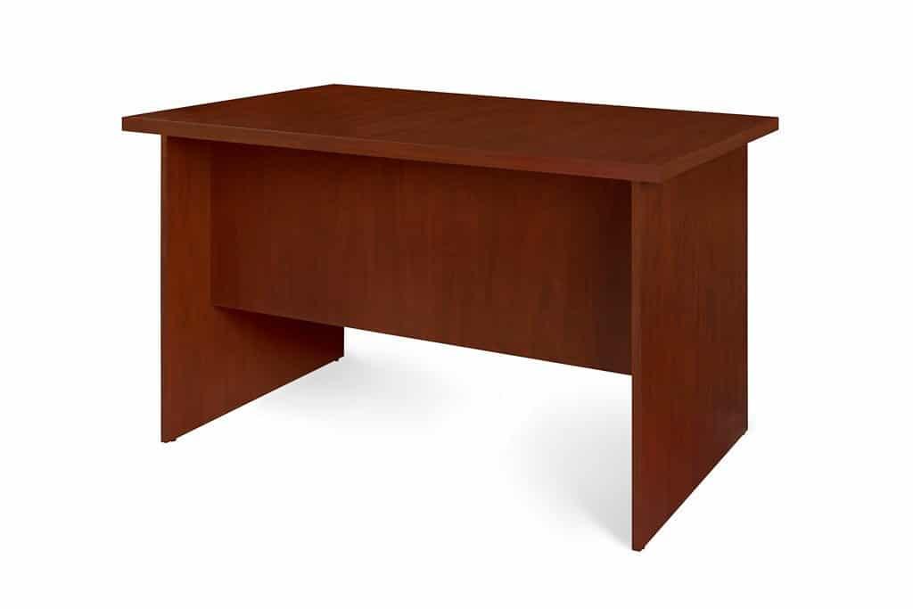 Desk Shell Computer Desk Royal Mahogany1200mm